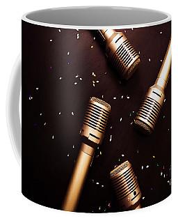 A Showtime Scene Coffee Mug