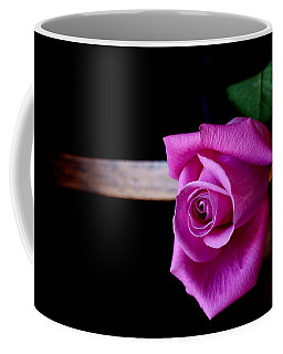 A Single Rose Coffee Mug