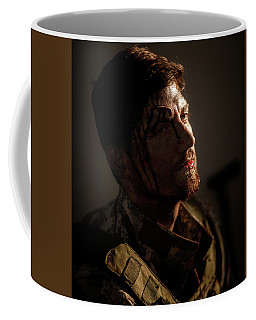 A Soldier Coffee Mug