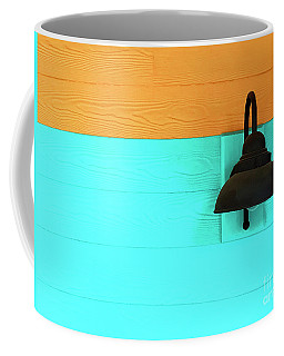Coffee Mug featuring the photograph A Solitary Light by Rick Locke