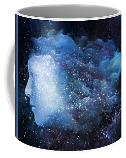 A Soul In The Sky Coffee Mug