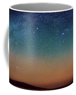 A Speck Amongst A Billion Fiery Sparks Coffee Mug