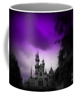 A Spell Cast Once Upon A Time Coffee Mug by Susan Lafleur