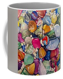 A Splash Of Color And Hardness Coffee Mug