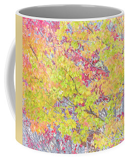 A Splash Of Color Coffee Mug
