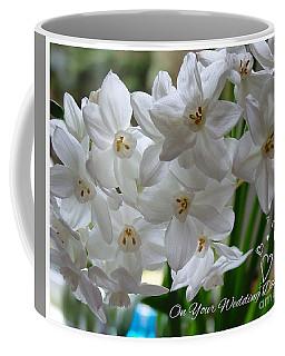 A Spring Wedding Coffee Mug