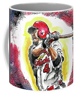 A St. Louis Cardinal Coffee Mug