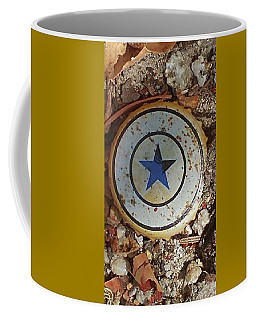 A Star Is Still A Star Even If It's Rusty Coffee Mug