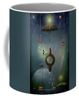 A Stitch In Time Saves Nine Coffee Mug