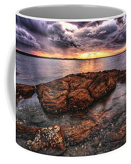 A Storm Is Brewing Coffee Mug