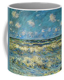 A Stormy Sea Coffee Mug