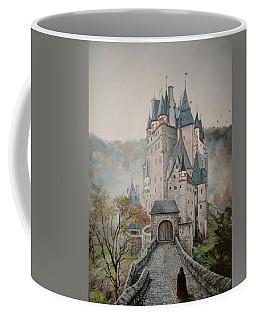 A Story At Eltz Castle Coffee Mug