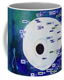 A Strange Curiosity Coffee Mug