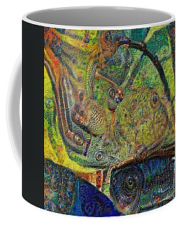 A Strange Forest Coffee Mug
