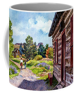 A Stroll Through Time Coffee Mug
