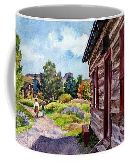 A Stroll Through Time Coffee Mug