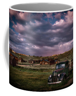 A Summer Evening In Bodie Coffee Mug