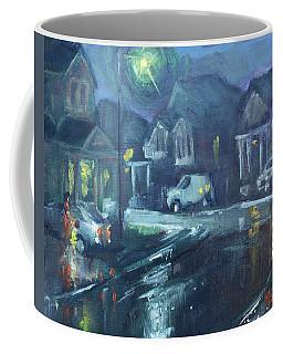 A Summer Rainy Night Coffee Mug