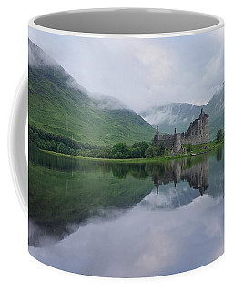 A Summers Morning At Kilchurn Coffee Mug