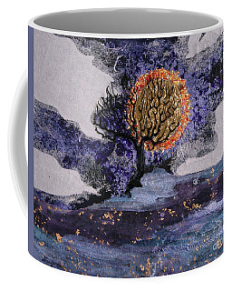 A Sun So Bright Coffee Mug by Stanza Widen