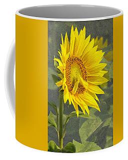 A Sunflower's Prayer Coffee Mug