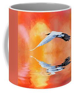 A Sunny Morning Coffee Mug by Cyndy Doty