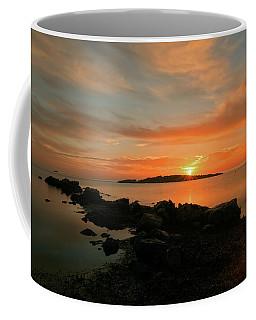 A Sunset In Ibiza Coffee Mug