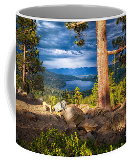 A Swing With A View Coffee Mug