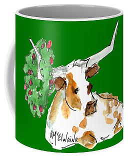 A Texas Welcome Christmas Coffee Mug