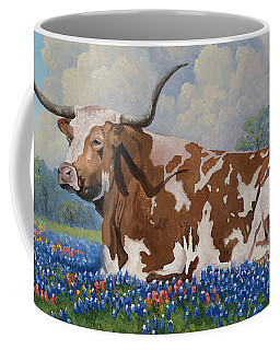 A Texas Welcome Coffee Mug