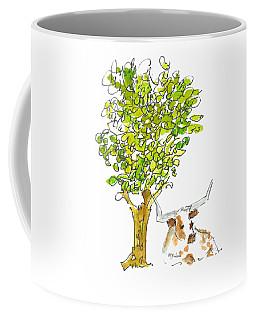 A Texas Welcome Texas Longhorn Lh005 Coffee Mug