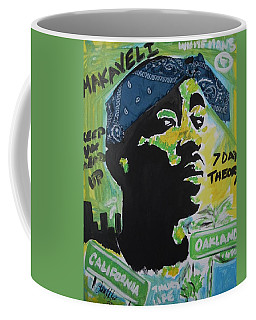 A Thugs Mind Coffee Mug