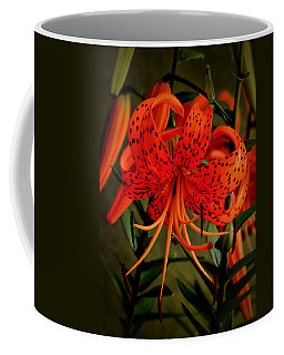 A Tiger Coffee Mug