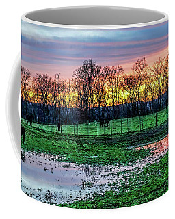 A Time For Reflection Coffee Mug