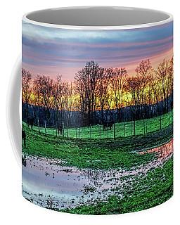 A Time For Reflection Coffee Mug