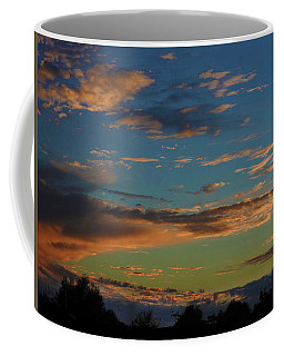 Coffee Mug featuring the photograph A Time Long Ago by Mark Blauhoefer
