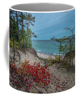A Touch Of Color  Coffee Mug