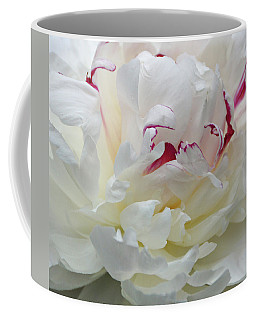 Coffee Mug featuring the photograph A Touch Of Color by Sandy Keeton