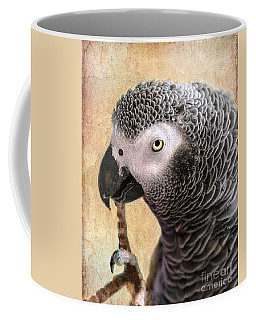 Coffee Mug featuring the photograph A Touch Of Grey 11 by Betty LaRue