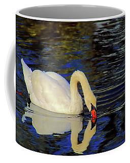 A Touch Of Orange Coffee Mug