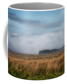 Coffee Mug featuring the photograph A Touch Of Snow by Jeremy Lavender Photography