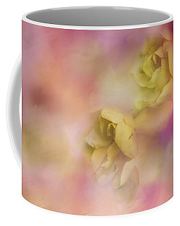 A Touch Of Spring Flower Art Coffee Mug