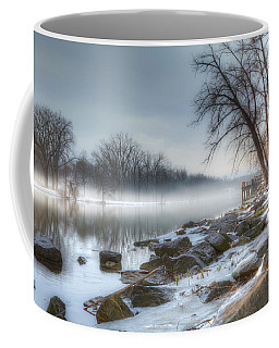 A Tranquil Evening Coffee Mug by Everet Regal