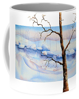A Tree In Another Dimension Coffee Mug