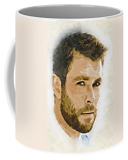 A Tribute To Chris Hemsworth Coffee Mug