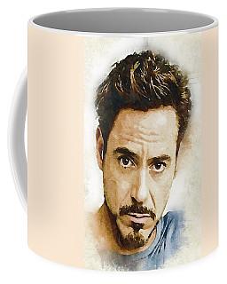 A Tribute To Robert Downey Jr. Coffee Mug