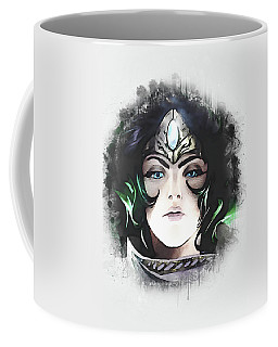 A Tribute To Sivir Coffee Mug