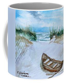 A Trip To The Beach Coffee Mug