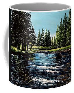 A Trip To The Mountains Coffee Mug