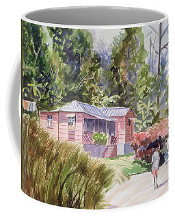 A Tropical Home Coffee Mug
